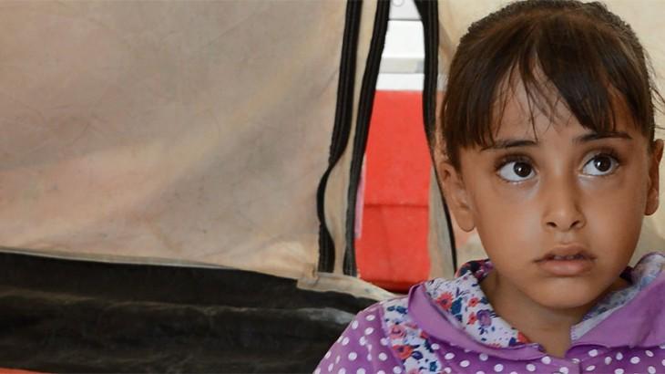 Iraque: pessoas com deficiência e deslocadas
