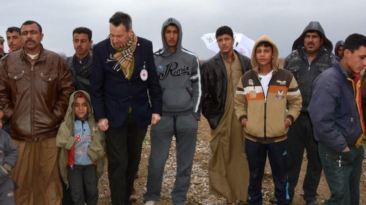Iraque: comunidades deslocadas precisam de mais apoio