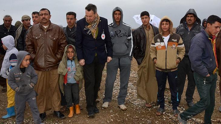 العراق: ضرورة تقديم المزيد من المساعدات للنازحين