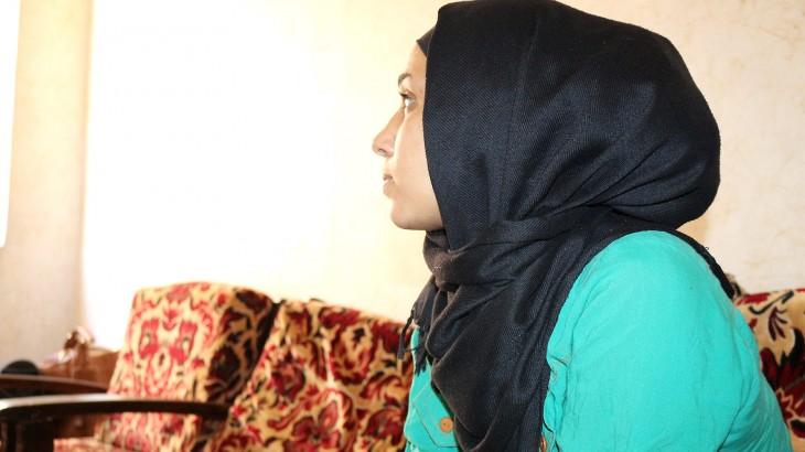 Refugiados sirios en Jordania: la historia de supervivencia, resiliencia y esperanza de Marwa
