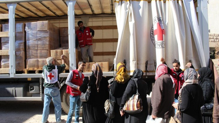 Jordan: Facts & figures on ICRC's work from January to June 2016
