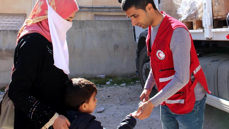 Jordan: Syrian refugees brave another harsh winter
