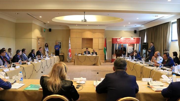 الأردن: نقابات الأطباء في الشرق الأوسط وشمال أفريقيا تناقش سبل الارتقاء بالرعاية الصحية للمحتجزين