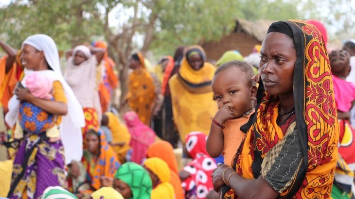 肯尼亚、坦桑尼亚与吉布提:2016年数十万民众获得援助