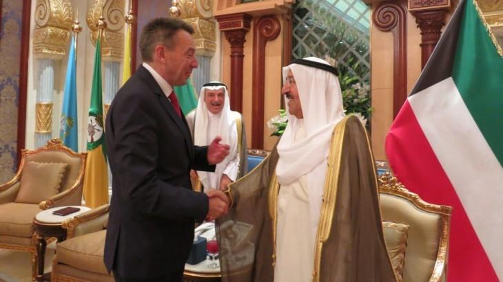 الكويت: رئيس اللجنة الدولية في زيارة رسمية