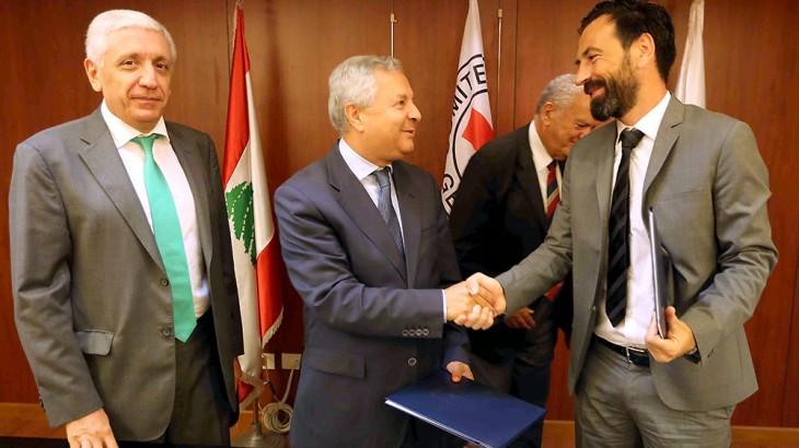 لبنان: اللجنة الدولية للصليب الأحمر والجامعة اللبنانية تعقدان شراكة لتحسين مستوى الرعاية المقدّمة للمصابين بواسطة السلاح