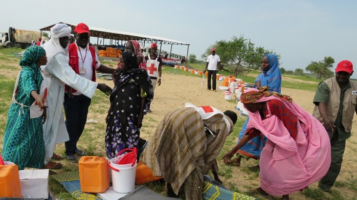 Chad: 5,300 farming families around Lake Chad receive seed