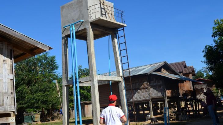 老挝:安全获得用水能够拯救生命