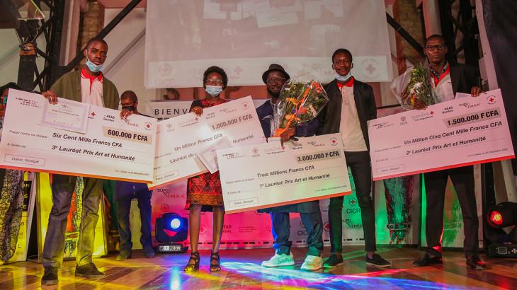 Sénégal : Fadioul Yacinthe Niang remporte le Prix Art et Humanité Dakar 2020