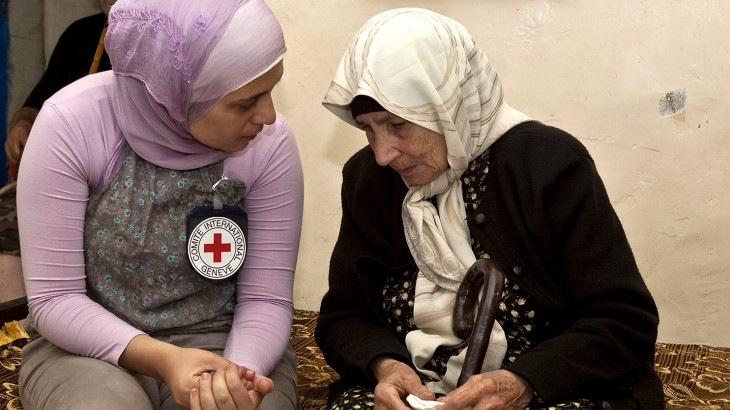 ICRC action to assist the families of missing persons in Lebanon