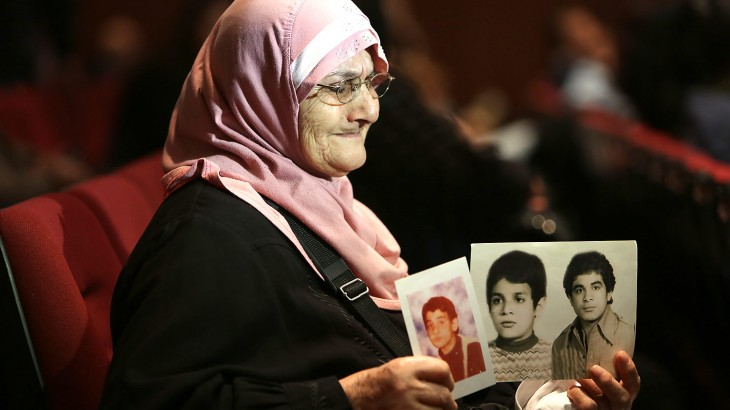 Lebanon: Missing persons and their families