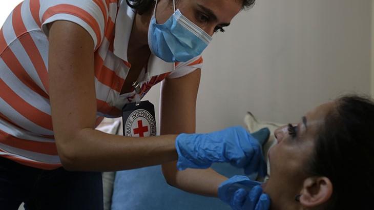 Líbano: coleta de amostras biológicas renova a esperança para as famílias dos desaparecidos