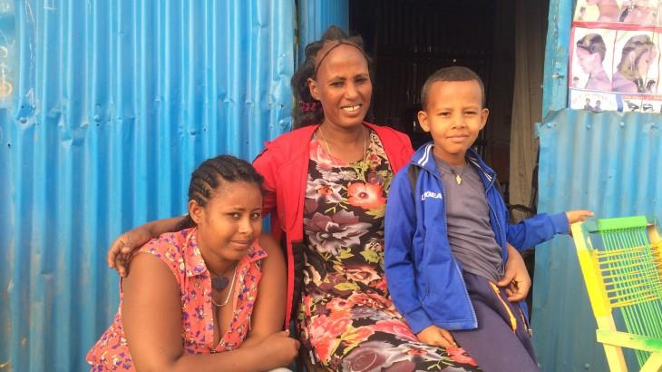 厄立特里亚/埃塞俄比亚:母女在离别18年后重聚