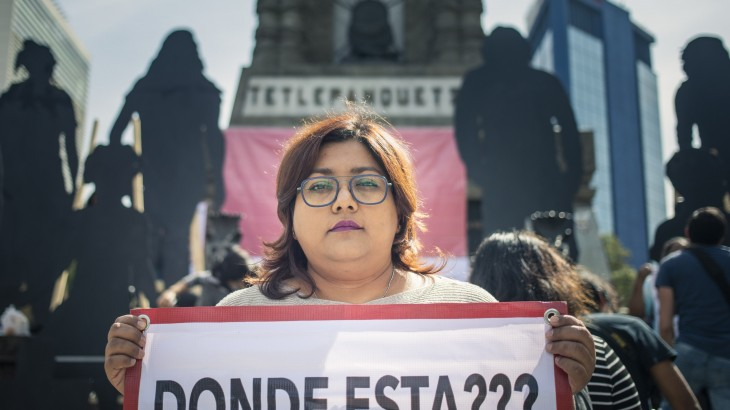 México: balance a un año de la entrada en vigor de la Ley General en materia de personas desaparecidas