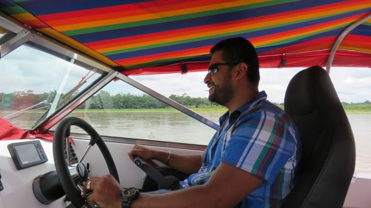 Libardo: un conductor al que el conflicto le quitó su padre