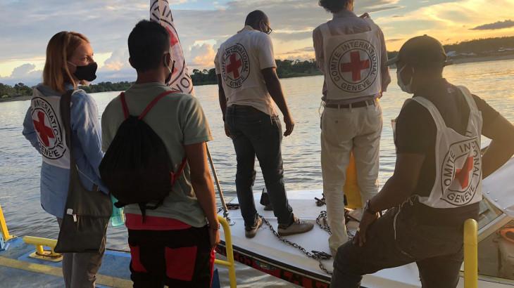 Colombia: liberación de un menor de edad en Chocó