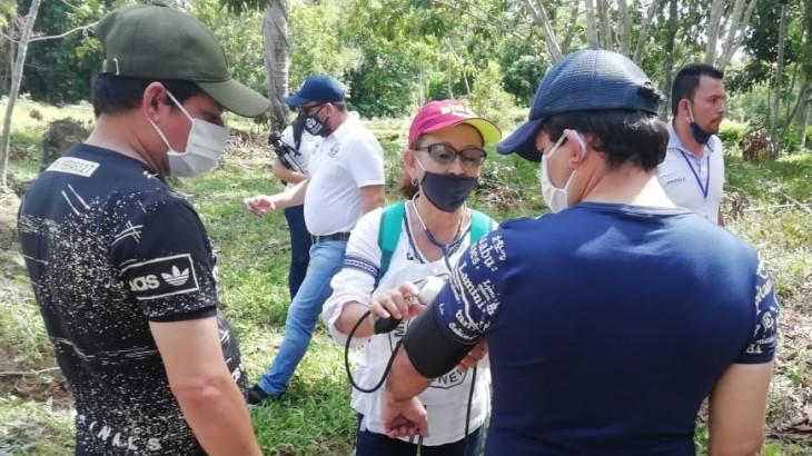 Colombia: liberación de dos civiles en Arauca