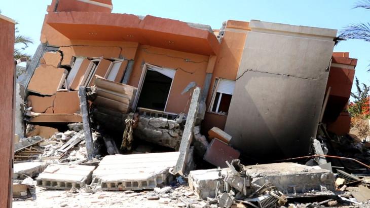 利比亚:新冠疫情加上冲突,导致人道危机深化