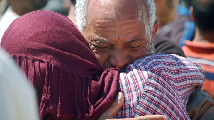 利比亚:2015年数千人获得重要的食物和医疗援助