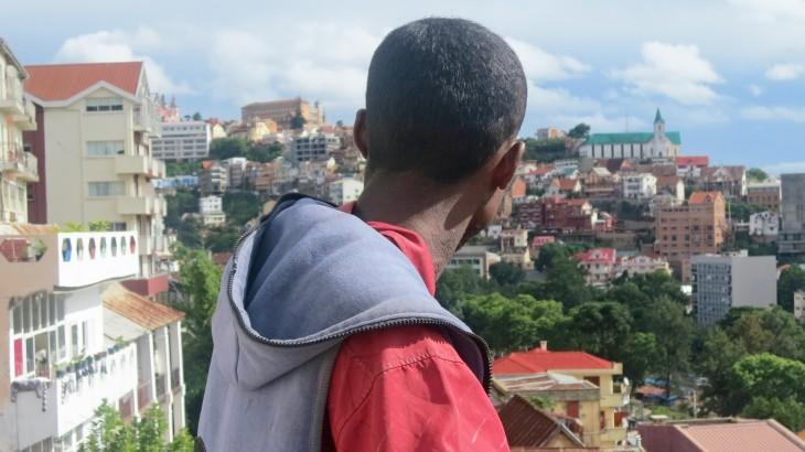 Madagascar : à l'intérieur des murs de la prison.