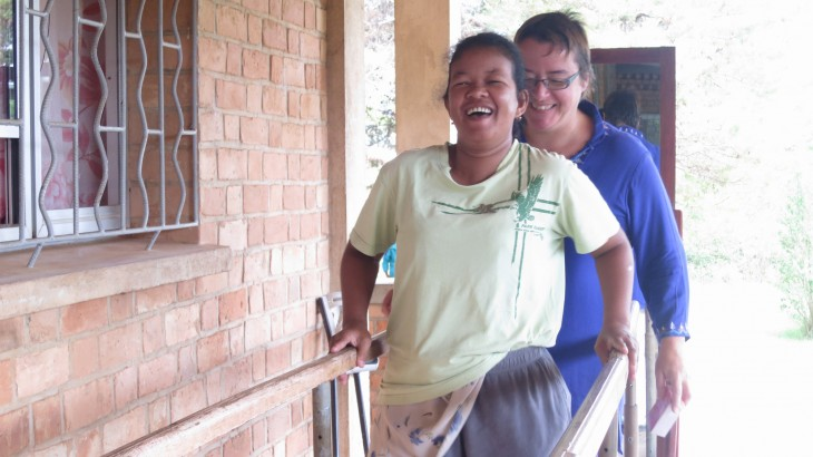 The ICRC's work for people with disabilities, January-September 2015