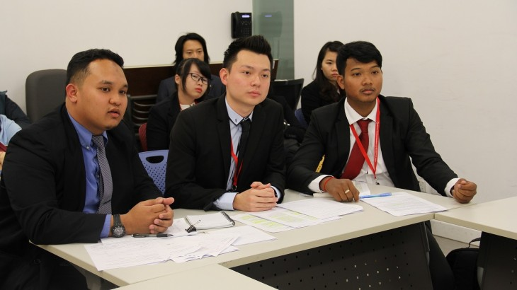 Malaysia: IHL moot was a wonderful memory for me