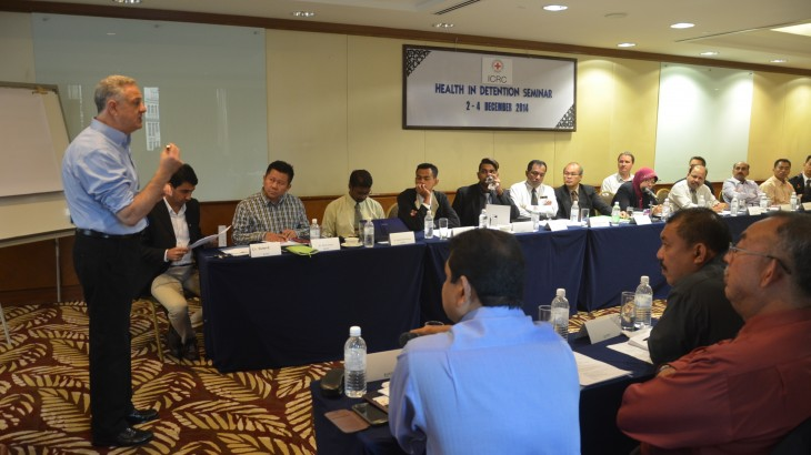 Malaysia: Practitioners discuss best health practices in places of detention
