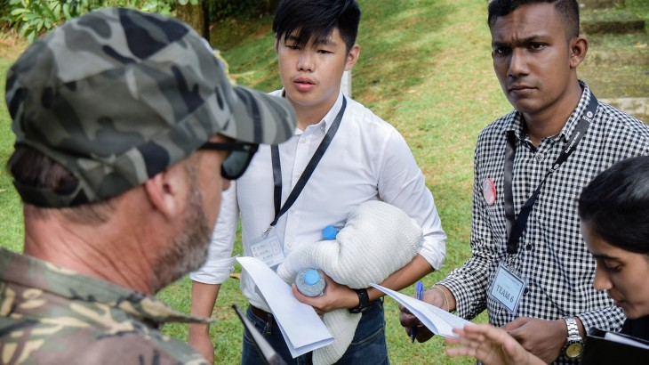 Malaysia: IHL comes alive at 3rd IHL Role Play Competition