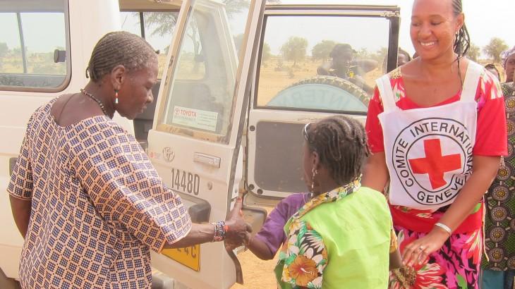 Mali : après 2 ans de séparation, Fatouma et Inazoum retrouvent leurs parents