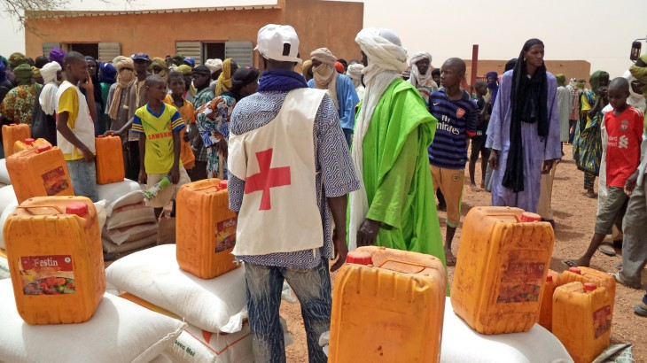 Mali : plus de 250,000 personnes reçoivent de l'aide dans le nord du pays