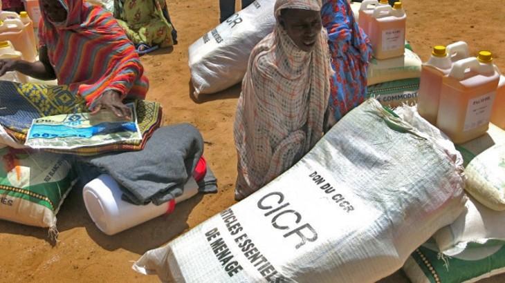 Malí: actividades del CICR entre enero y agosto de 2014