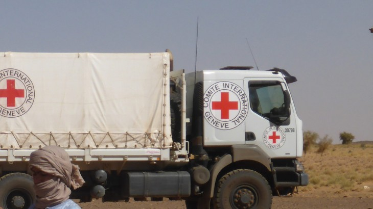 Mali: ICRC condemns killing of staff member
