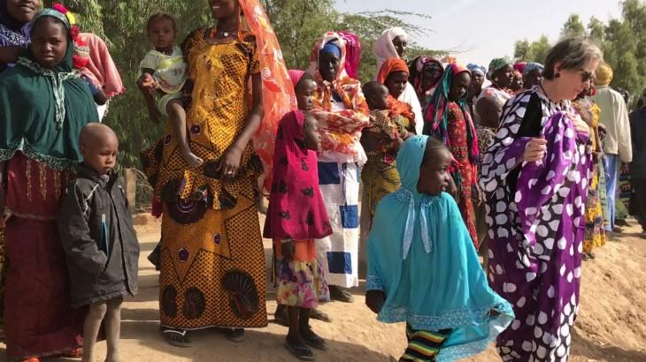 社区层面的经济支持为马里北部女性提供救命索