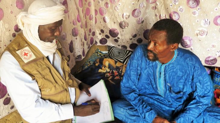 """Mali: """"Ich hoffe mein Bruder erhält diese Nachricht."""""""