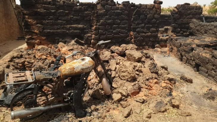 Point sur les opérations au Mali: distributions de vivres aux survivants des récentes violences et prise en charge psychologique des personnes traumatisées