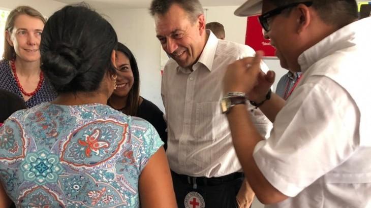 Венесуэла: МККК наращивает гуманитарные усилия