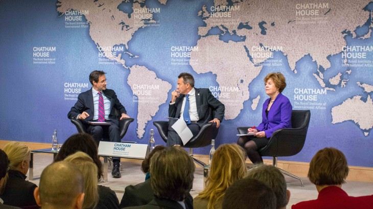 Leadership in an age of friction – ICRC president confronts challenges of humanitarian action