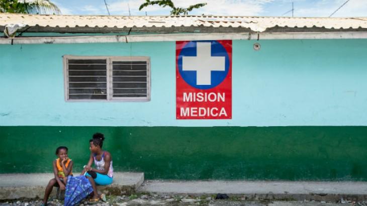 Llamado urgente a respetar la Misión Médica en Colombia