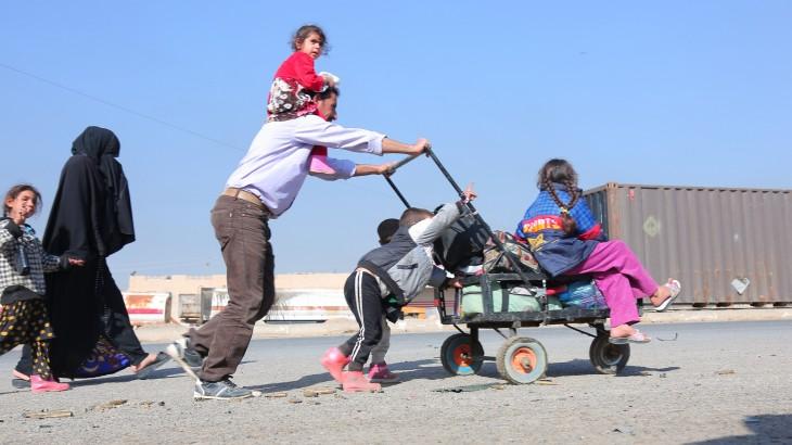 Raqqa et Mossoul: c'est notre humanité commune qui est attaquée
