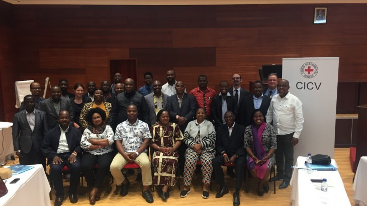 Mozambique: Members of Parliament discuss international humanitarian law