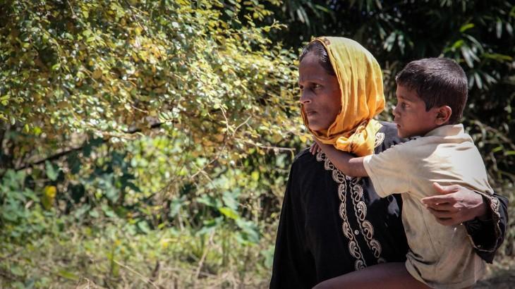 缅甸:克服人道危机,需要法律、秩序和部族间的信任