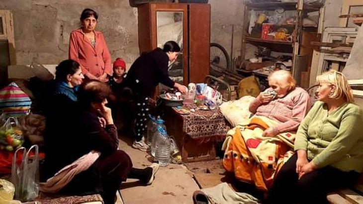 Nagorno-Karabakh conflict: Civilians bearing brunt of surge in violence