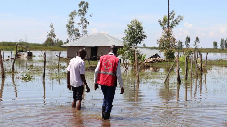 在肯尼亚、坦桑尼亚与吉布提应对人道需求