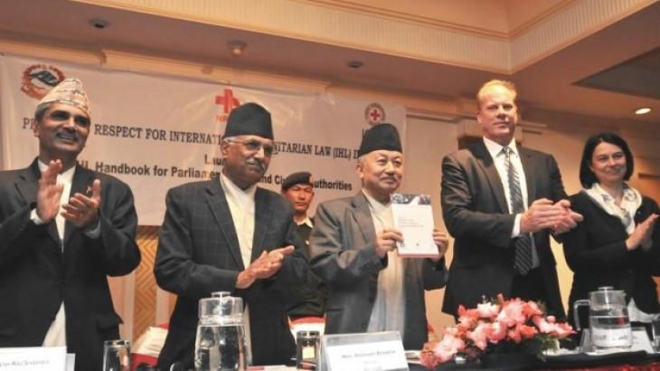 Nepal: New handbook to promote international humanitarian law
