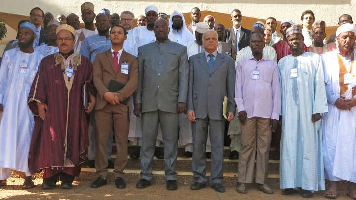 Niger: Seminar on Islamic law and humanitarianism