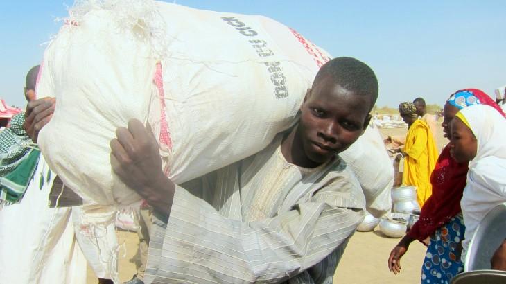 Niger : au secours des milliers de déplacés du lac Tchad