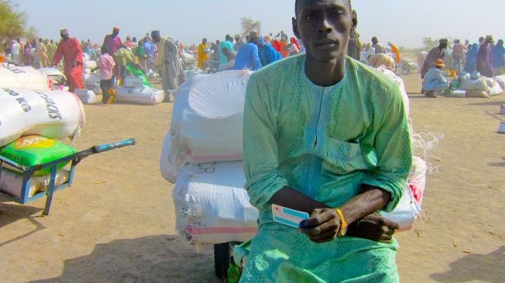 Niger : activités de la Croix-Rouge, avril-mai 2015