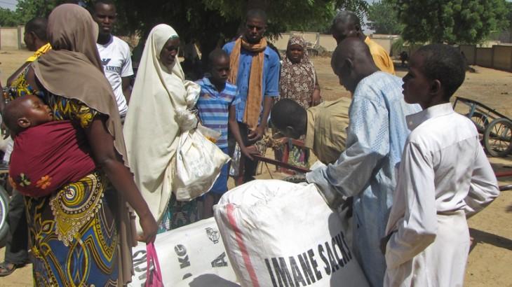 Niger : nouvel afflux de déplacés fuyant la violence dans le nord-est du Nigéria