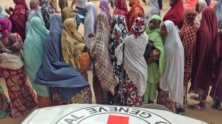 Nigéria : plus de 50 000 personnes déplacées reçoivent une assistance dans le nord-est du pays