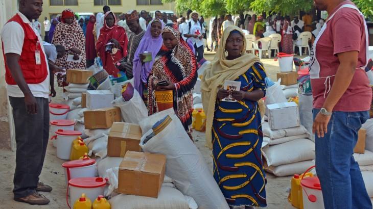 Кризис в районе озера Чад: МККК расширяет свою деятельность